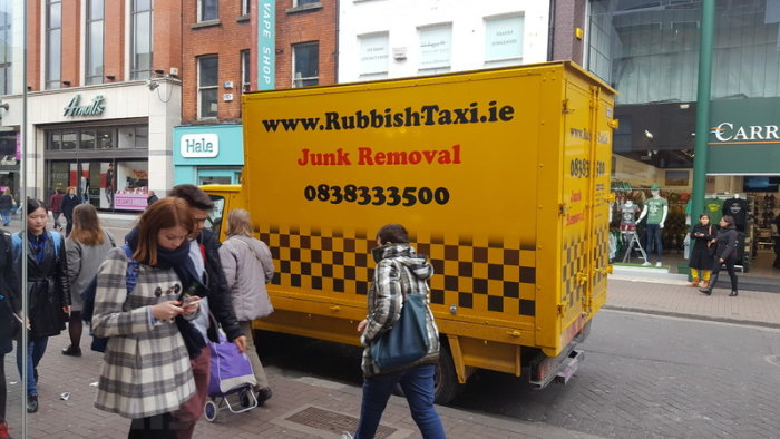 Commercial waste collection Dublin