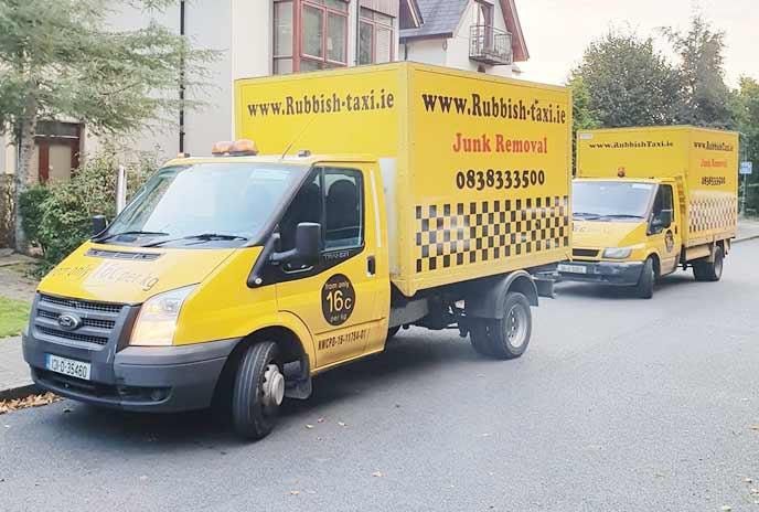 Dublin waste disposal service