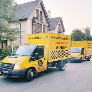 Household rubbish removal Naas, County Kildare
