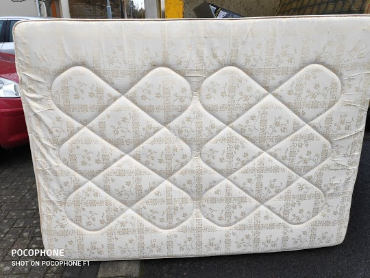 Mattress disposal by Rubbish taxi from Carperstown Dublin 15 €65