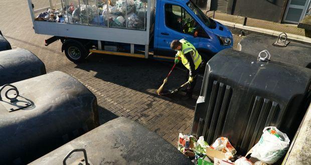 Illegal dumping in South Dublin