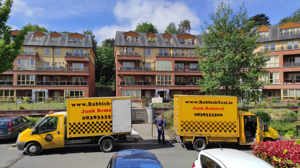 Appliance Pick Up and Disposal in Dublin